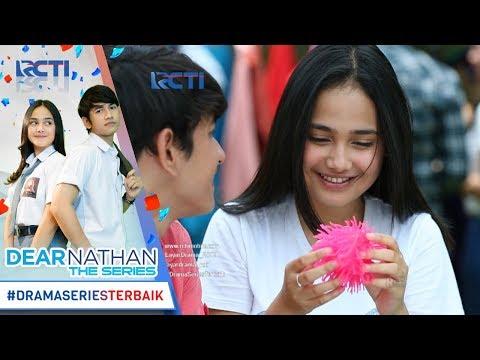 DEAR NATHAN THE SERIES - Salma Seneng Banget Sih DiKasih Mainan Sama Nathan [25 Oktober 2017]