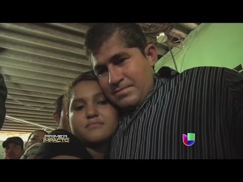 Ya está en casa el náufrago salvadoreño José Alvarenga - Primer Impacto