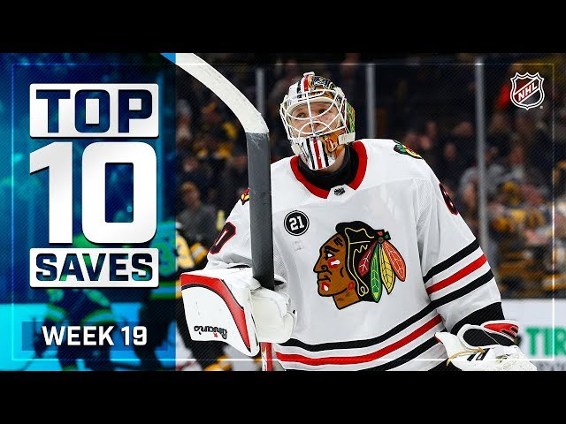 Top 10 Saves from Week 19