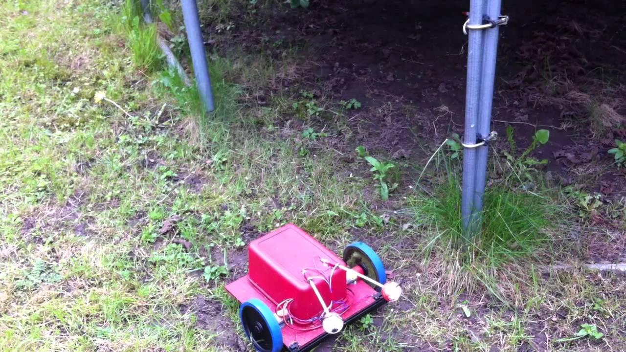 lawna - A robotic lawnmower | RobotShop Community