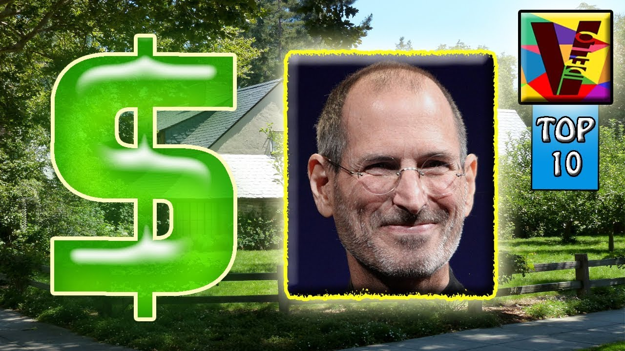 10 Expensive Things Previously Owned By Steve Jobs