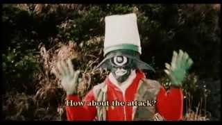 All monsters from the 18th season of Super Sentai Ninja Sentai Kaku...