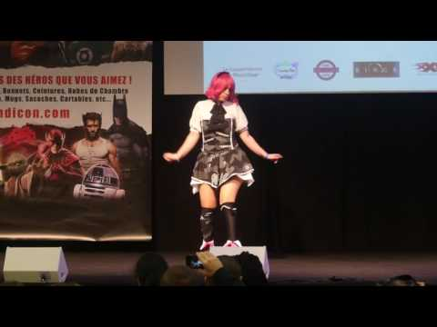 related image - Paris Manga 22 - Concours Cosplay Dimanche - 03 -