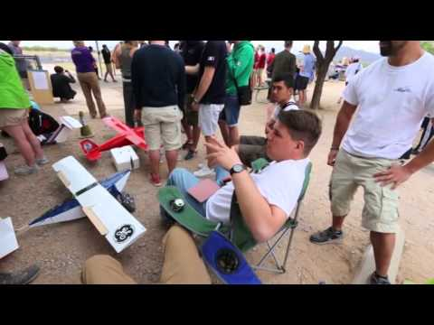 2015 UML AIAA -- Design Build Fly Video : Version 1