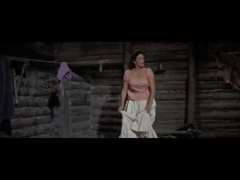 Jane Russell sings The Tall Men (1955)