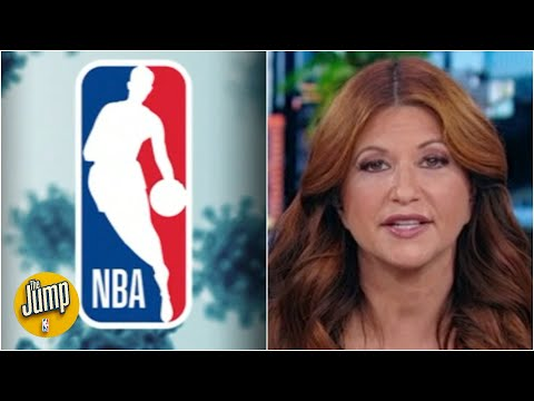 The NBA is facing a COVID-19 outbreak and questions on how to handle it | The Jump
