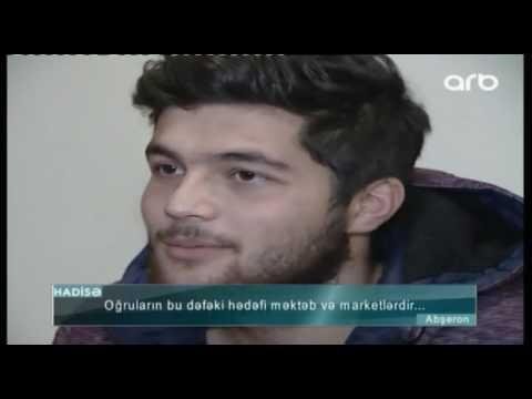 Abşeron polisi oğurluq hadisələri törətməkdə şübhəli bilinən 5 nəfəri saxlayıblar