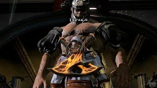 God of War 3 - Remastered (gameplay, русская версия, PS4) #4