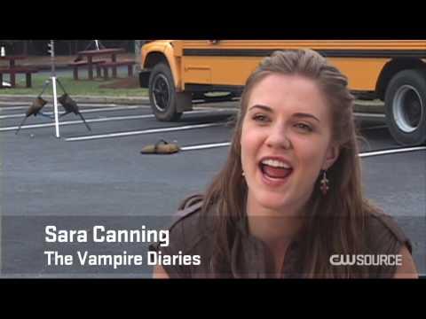 Vampire Diaries  Sara Canning