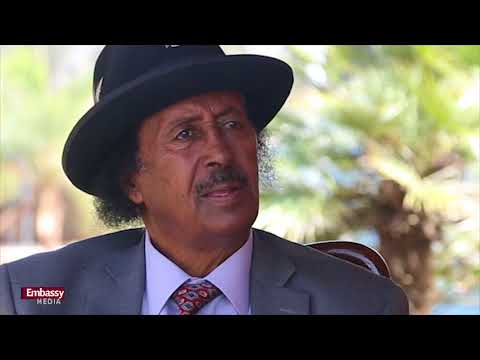Embassy Media - Interview with Dr. Bereket Mengisteab 'The God Father of Guayla Music'