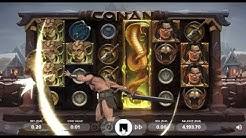 Conan Video Slot slotmachine door NetEnt