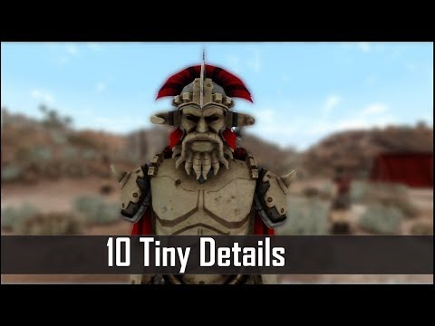 Fallout: New Vegas – 10 Tiny Details You May Have Missed in the Mojave – Fallout New Vegas Secrets