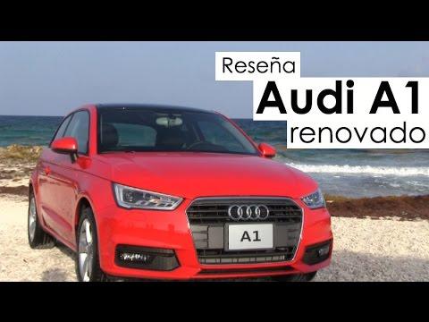 Reseña: Audi A1 2016