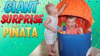 Giant Ball Pit Piñata!!
