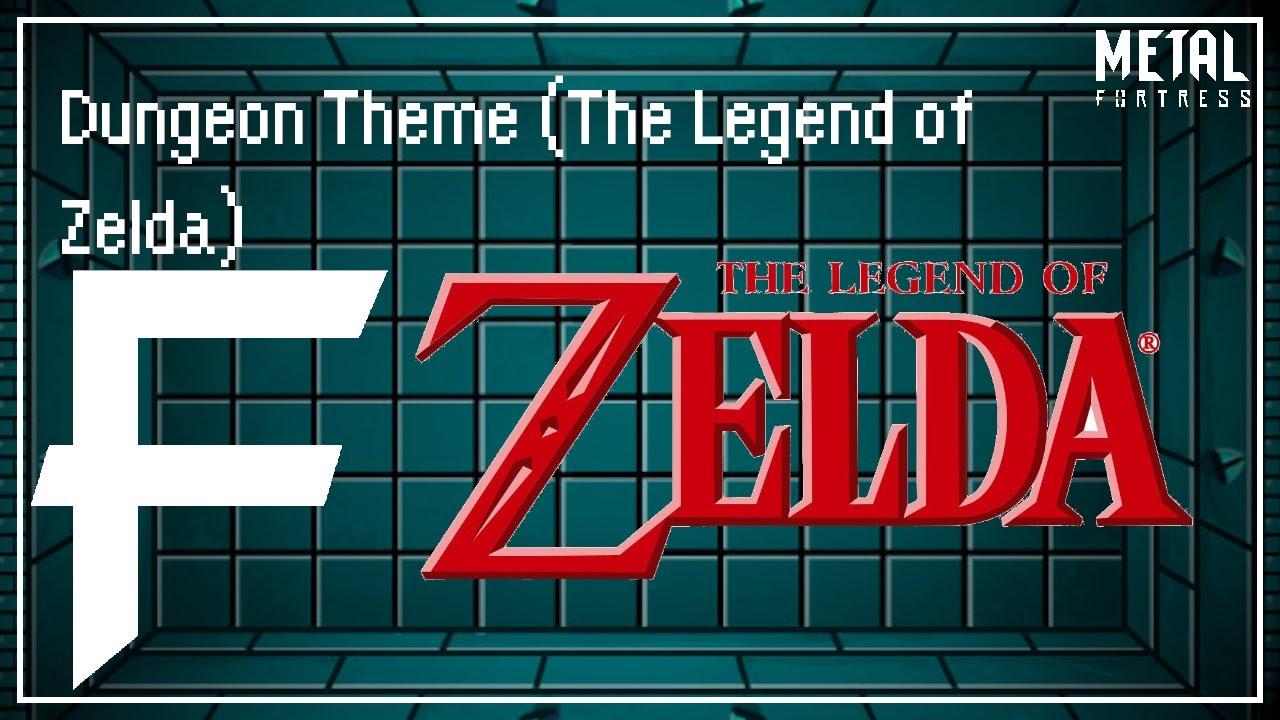 Dungeon Theme (The Legend of Zelda) [Dubstep Remix] || Metal Fortress