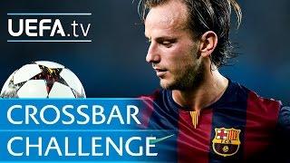 Ivan Rakitić: Classic Crossbar Challenge