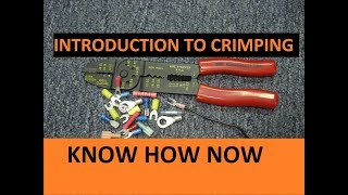 How to Use Wire Crimp Connectors