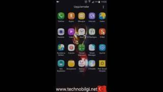 Android Yaz Saati Kapatma