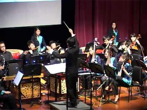 SMU Chinese Orchestra -  渔舟凯歌