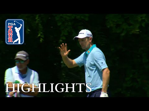Justin Rose's Round 4 highlights from Fort Worth