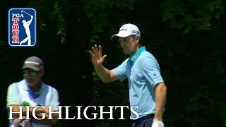 Justin Rose's Round 2 highlights from Fort Worth