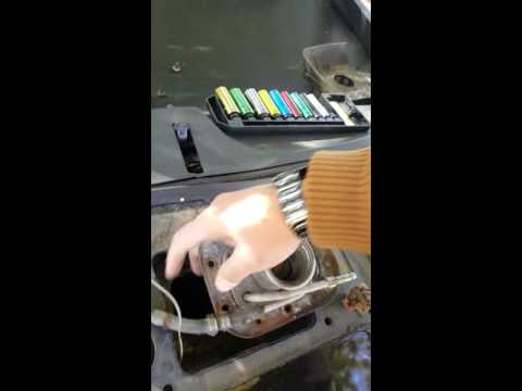 Corvette fuel problem solved part 3, must see! - YouTube