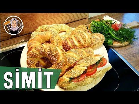 Simit Tarifi | Hatice Mazı Ile Yemek Tarifleri
