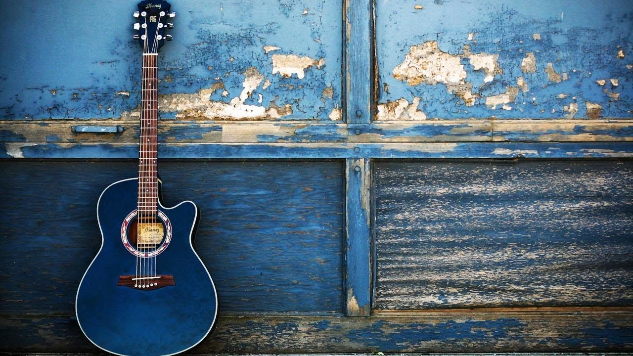 Music Guitar Wallpapers Hd Desktop And Mobile Backgrounds: Relaxing Blues & Rock Music