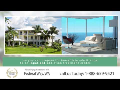 Drug Rehab Federal Way WA - Inpatient Residential Treatment