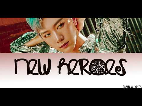 New Heroes - Ten Lyrics [Eng]