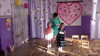 Сценка про маму в детском саду