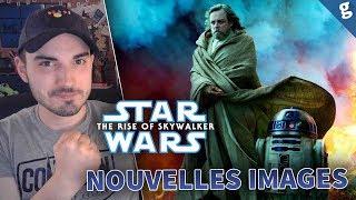 STAR WARS 9 : NOUVELLES IMAGES ! Retour des Chevaliers de Ren, etc ...