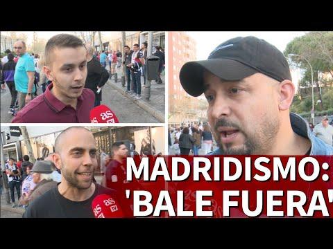 "Madridismo: ""Bale fuera, que fichen a Mbappé y que Cristiano gane la Champions""   Diario AS"