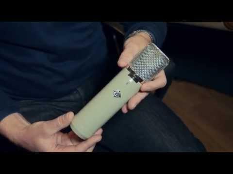 Telefunken ELA M 251 E Microphone Overview