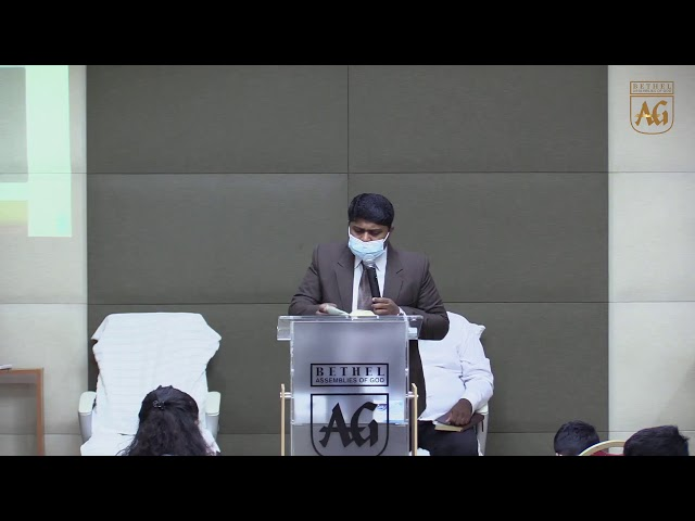 Bethel Tamil AG Church, BTAG - Official Channel Live Stream