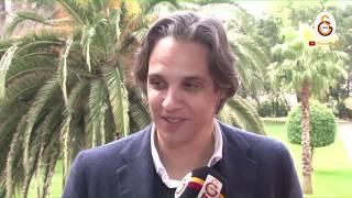 Nuno Gomes'ten Fatih Terim'e ziyaret | Unutamadığı anısını anlattı