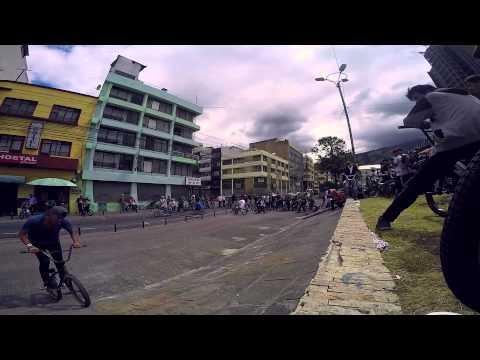 Quito Bmx Street Jam 2015