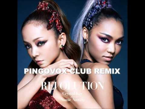 【デモ】Crystal Kay feat. 安室奈美恵 / Revolution / PINGOVOX CLUB REMIX