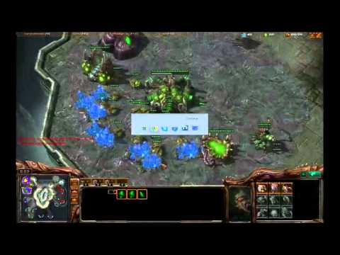 StarCraft 2: Live Stream - CombatEX [Z], Deezer [Z] - 2v2 Game 4 Part 1