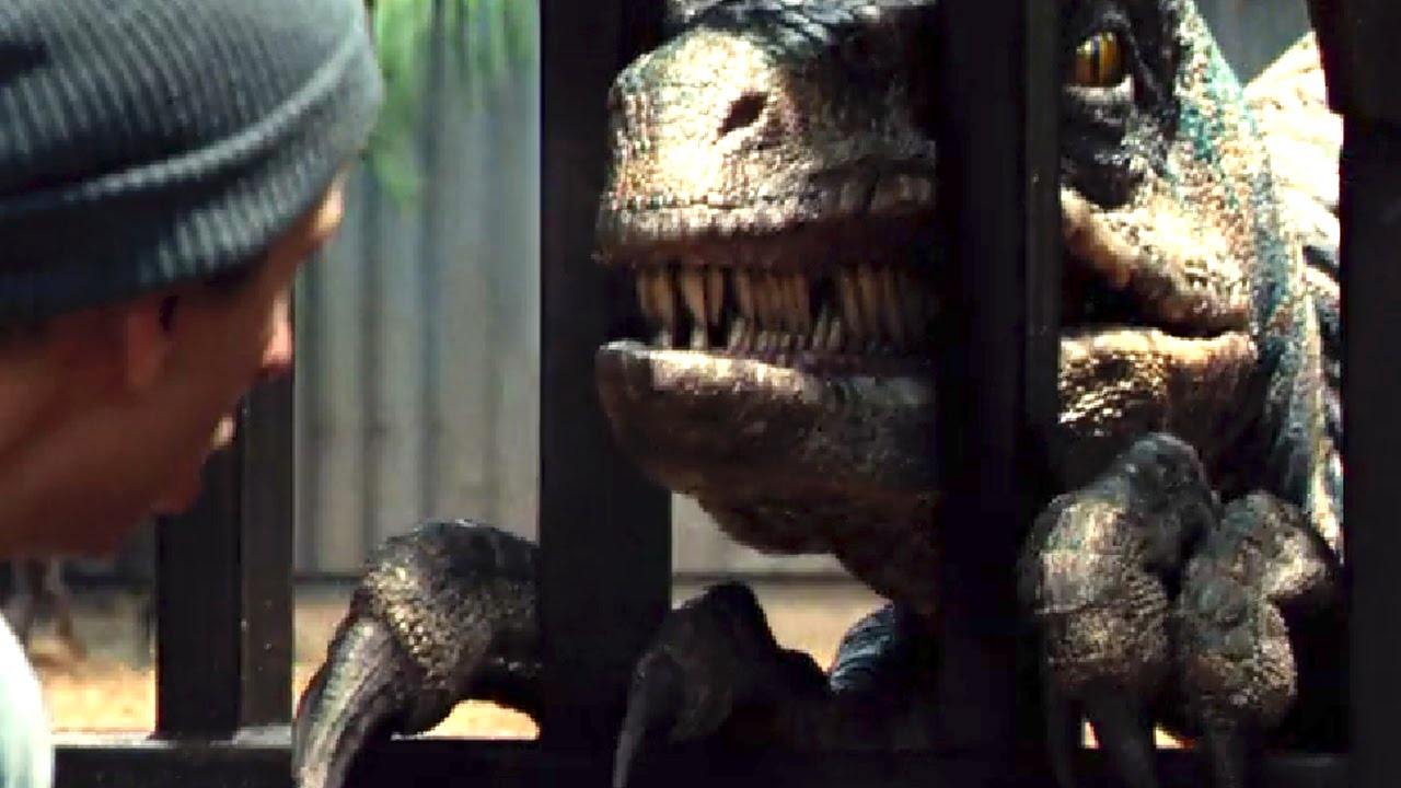 Jurassic World Official Final Trailer Movie Hd Youtube