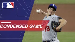 Condensed Game: LAD@SD - 4/18/18