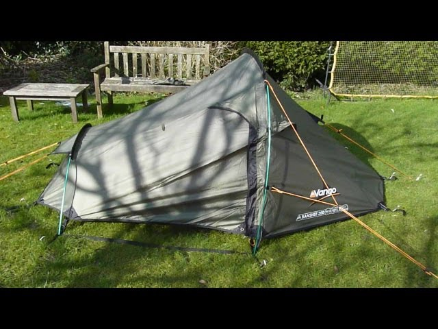 VANGO Banshee 200 tent - REVIEW & Vango Banshee 200 Review - TravelerBase - Traveling Tips u0026 Suggestions