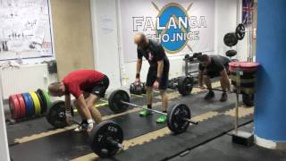 Falanga Box - trening grupy PRO 18.11.2016
