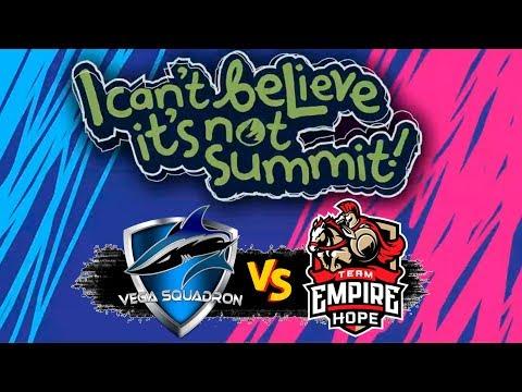 видео: 🔴ПЕРВЫЙ МАТЧ НА ВЫЛЕТ | vega vs empire.hope i can't believe it's not summit!