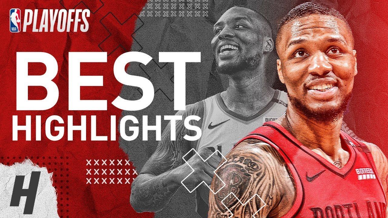Damian Lillard Best Highlights Plays From 2019 Nba