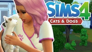 The Fake Vet! | The Sims 4 YouTuber Pets | Episode 3