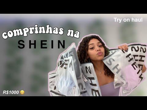COMPRINHAS NA SHEIN   *gastei R$1000 em roupas e acessórios* 🛍