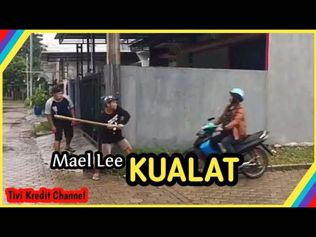 Ngakak! Mael Lee Kualat Sepeda Motornya Diambil Preman
