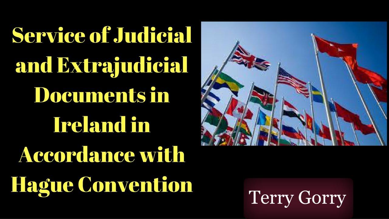 judicial and extrajudicial