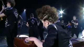 Шоу-оркестр «Русский Стиль» — тема из фильма Mission Impossible